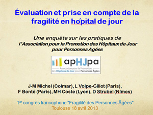 2013 04 18 APHJPA toulouse fragilite
